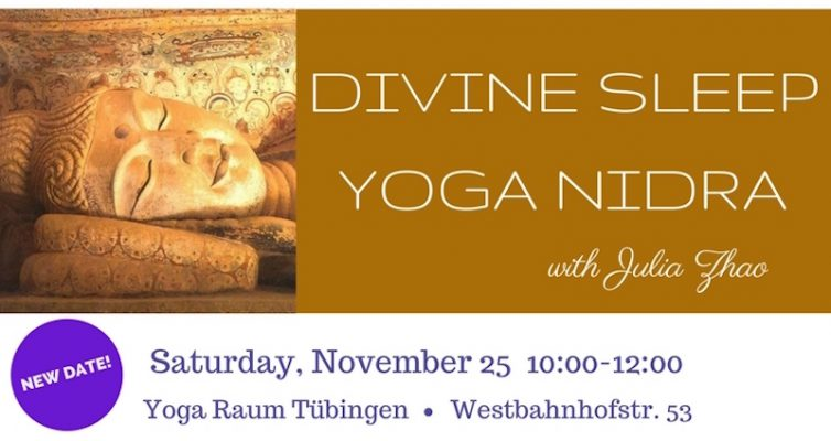 Divine Sleep Yoga Nidra