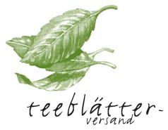 Teeblätter-Versand